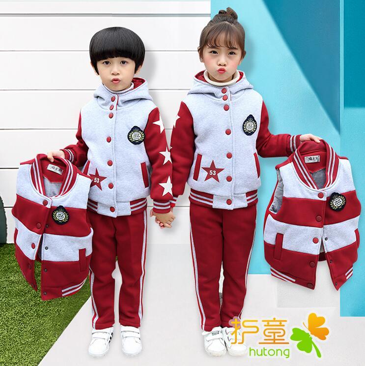 冬天给上幼儿园的孩子穿什么园服?